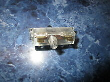 HOTPOINT DRYER PUSH START SWITCH PART  WE4M145