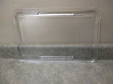 HOTPOINT MICROWAVE GLASS TRAY PART   WB48X194
