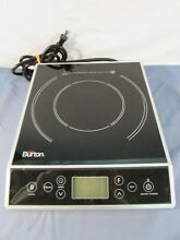 Max Burton Digital Choice Induction Cooktop Model 6400