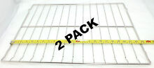 2 Pk  Oven Rack for Frigidaire  Tappan  AP2124960  PS437923  316067902