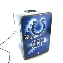 MOBICOOL Indianapolis Colts Mini Fridge NFL Party Cooler Food Warmer Man Cave