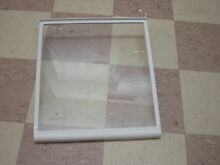 MAYTAG REFRIGERATOR GLASS SHELF PART 61005752 61002677