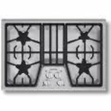 Thermador Masterpiece 30  Electronic 4 Star Burner SS Gas Cooktop SGS304FS