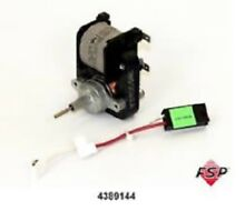 4389144 Genuine OEM Whirlpool Kenmore Fridge Evaporator Fan Motor WP4389144