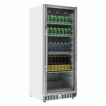 EdgeStar VBR440 11 2 Cu  Ft  Built In Commercial Beverage Merchandiser