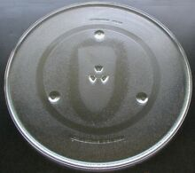 Bosch   Thermador Microwave Glass Turntable Plate   Tray 16 1 2
