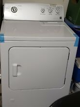 Kenmore 72342 7 0 cu  ft  Gas Dryer   white