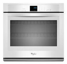 Whirlpool Built In Electric Single Wall Oven