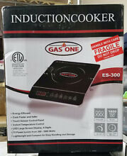 Gas One 1800 Watts Portable Multi function Induction Cooker