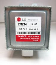 Genuine OEM  2B71165R  LG Electronics Microwave Magnetron Replacement Assembly