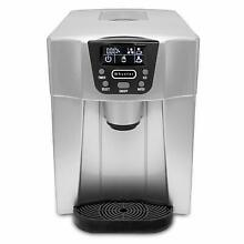 Whynter IDC 221SC Countertop Direct Connection Ice Maker and Water Dispenser