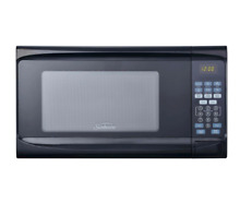 Digital Microwave Oven 700W 10 Power Levels 7 Cubic ft Child Lock