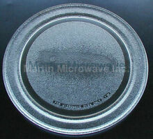 GE Microwave Glass Turntable Plate   Tray 14 1 8   WB49X10135