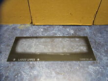 MAYTAG RANGE OUTER DOOR GLASS PART  7902P751 60