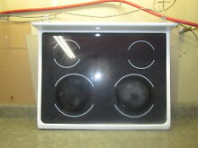 KENMORE RANGE COOKTOP PART  5706X422 81