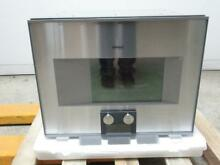 Gaggenau 400 Series 24  SS Halogen Lighting Combi Steam Convection Oven BS474611