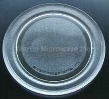 GE Microwave Glass Turntable Plate   Tray 12 1 2    WB49X10021