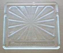 Recycled Tappan   JennAir Microwave Oven Glass Plate   Tray 15 1 8   X 13 5 8