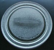 Thermador Microwave Glass Turntable Plate   Tray 14 1 8  for MBBB  MBBS  MBBW