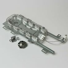 W71K  for 8544771 and 280148 Whirlpool Kenmore Dryer Element and Thermostat PKG