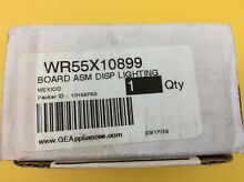 GE General Electric Refrigerator Light Display Board WR55X10899 New In Box