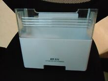 LG Kenmore AEQ73110203 AEQ73110209 Ice Maker Asembly and ice bucket  11