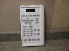 GE MICROWAVE CONTROL PANEL PART  WB07X10962