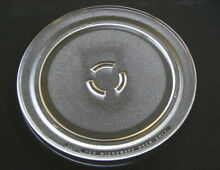 Amana Microwave Glass Turntable Plate   Tray 12 in   4393799