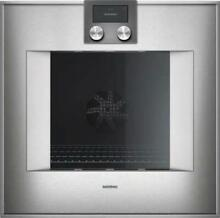 Gaggenau 400 Series 24  3 2 cu  ft Single Convection Electric Wall Oven BO451611