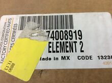 Whirlpool Range Element 2 Part 74008919 New In Box
