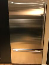 Sub Zero 36  Stainless Built in Refrigerator 650