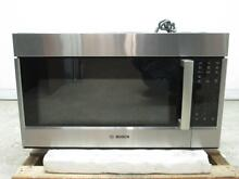 Bosch 500 Series 30  1100 Watts Over the Range SS Microwave Oven HMV5053U