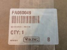 Viking Range Center Grate Part PA060049 New In Box