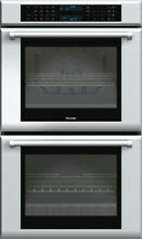 Thermador 30  13 Cooking Modes Double Electric Wall Oven Stainless ME302JP