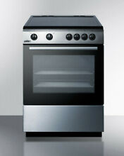 Brand New  Summit CLRE24 24  Electric  Range
