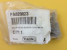 Viking Range Dual Output Ignition Switch Part PA020023 New In Box
