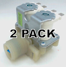 2 Pk  Washing Machine Water Valve for Samsung  AP4204532  DC62 30312J