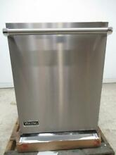 Viking Professional 24  48dB 6 Cycles Integrated Stainless Dishwasher VDW302SS