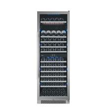 Avallon AWC241TDZRH  24  Wide 141 Bottle Capacity Dual Zone Wine Cooler with