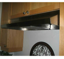 Imperial 1942ENV  190 CFM 42  Wide Re Circulating Under Cabinet Range Hood with