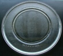 Recycled GE Microwave Glass Turntable Plate   Tray 16  WB49X10189