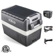 ICECO 42 Quart Portable Refrigerator Compressor Freezer Electric Cooler JP40