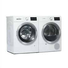 Bosch 500 Series WHT Front Load Washer   Dryer  WAT28401UC   WTG86401UC