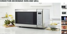 Cuisinart CMW 200 Convection Microwave Oven With Grill   New