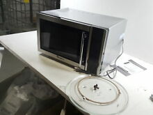 Magic Chef MCM1110ST 1 1 Cu  Ft  1000W Countertop Microwave Oven