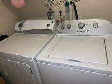 Whirlpool Combination  Electric Dryer Washer  White