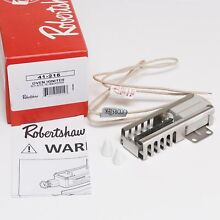 WB2X9998 for GE Gas Range Oven Ignitor Glowbar Norton 41 215 AP2634719 PS243820