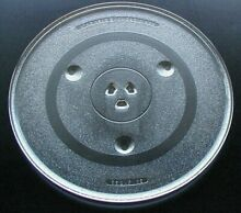 GE Microwave Glass Turntable Plate   Tray 12 3 8    WB49X10227
