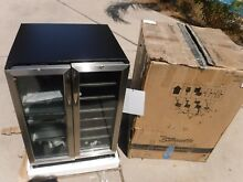 Danby DBC2760BLS 24  Emmental Series Built In Wine Cooler Stainless Steel