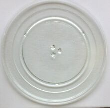 Frigidaire Microwave Glass Turntable Plate   Tray  16  5304481358